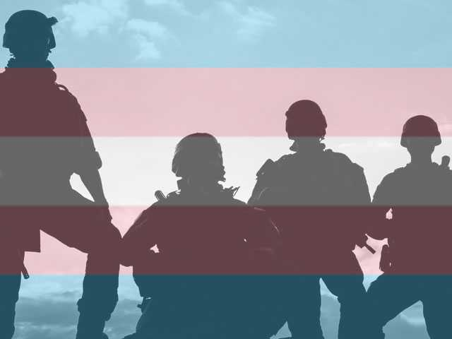 Pentagon Looking for Guidance on Transgender Ban