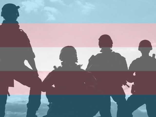 Pentagon Looking for Guidance on Transgender Ban
