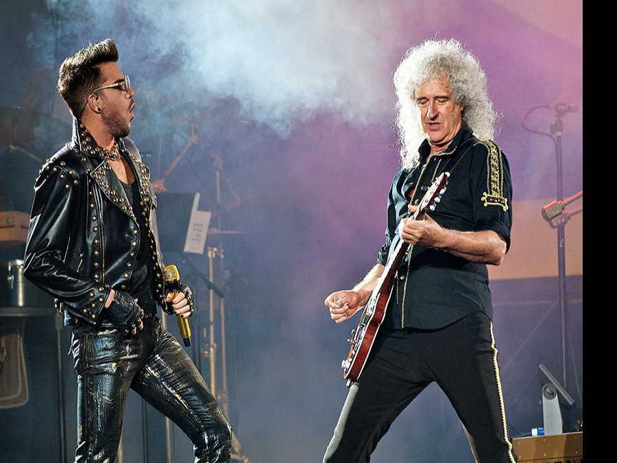 Review :: Queen + Adam Lambert. TD Garden. July 25, 2017