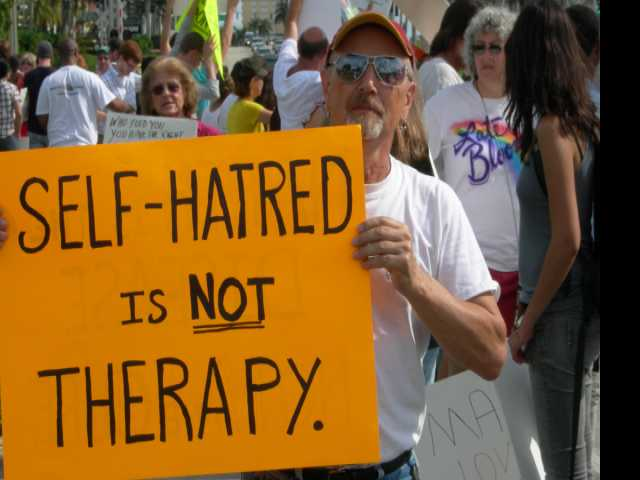 Disagreements on 'Conversion Therapy' Ban Open Important Discussion