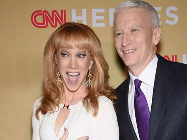 PopUps: Are Kathy Griffin and Anderson Cooper Still Friends?