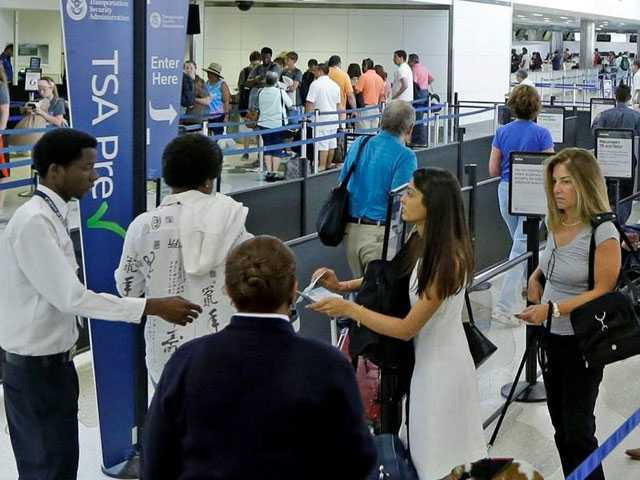 TSA Expands New Procedures for Inspecting Large Electronics