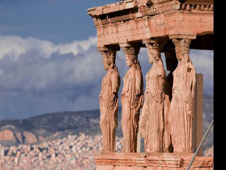 Weekend Strike to Shut Acropolis at Height of Tourist Season