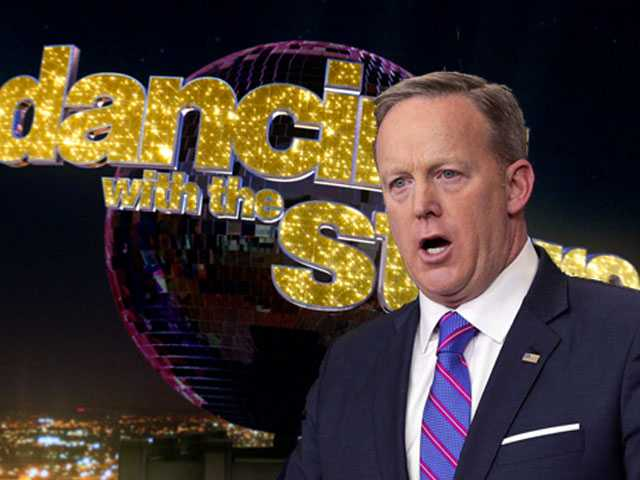 After Dancing Around Questions Sean Spicer May Be 'Dancing with the Stars'