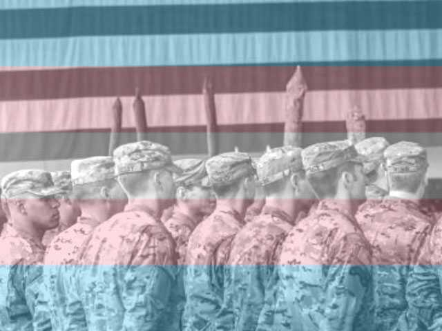 Top Officer Says Transgender Policy Unchanged For Now