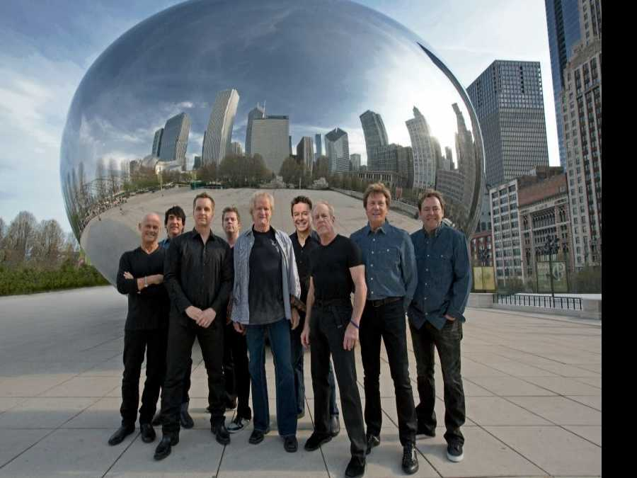 Review :: Chicago with The Doobie Brothers. Blue Hills Bank Pavilion. July 26, 2017