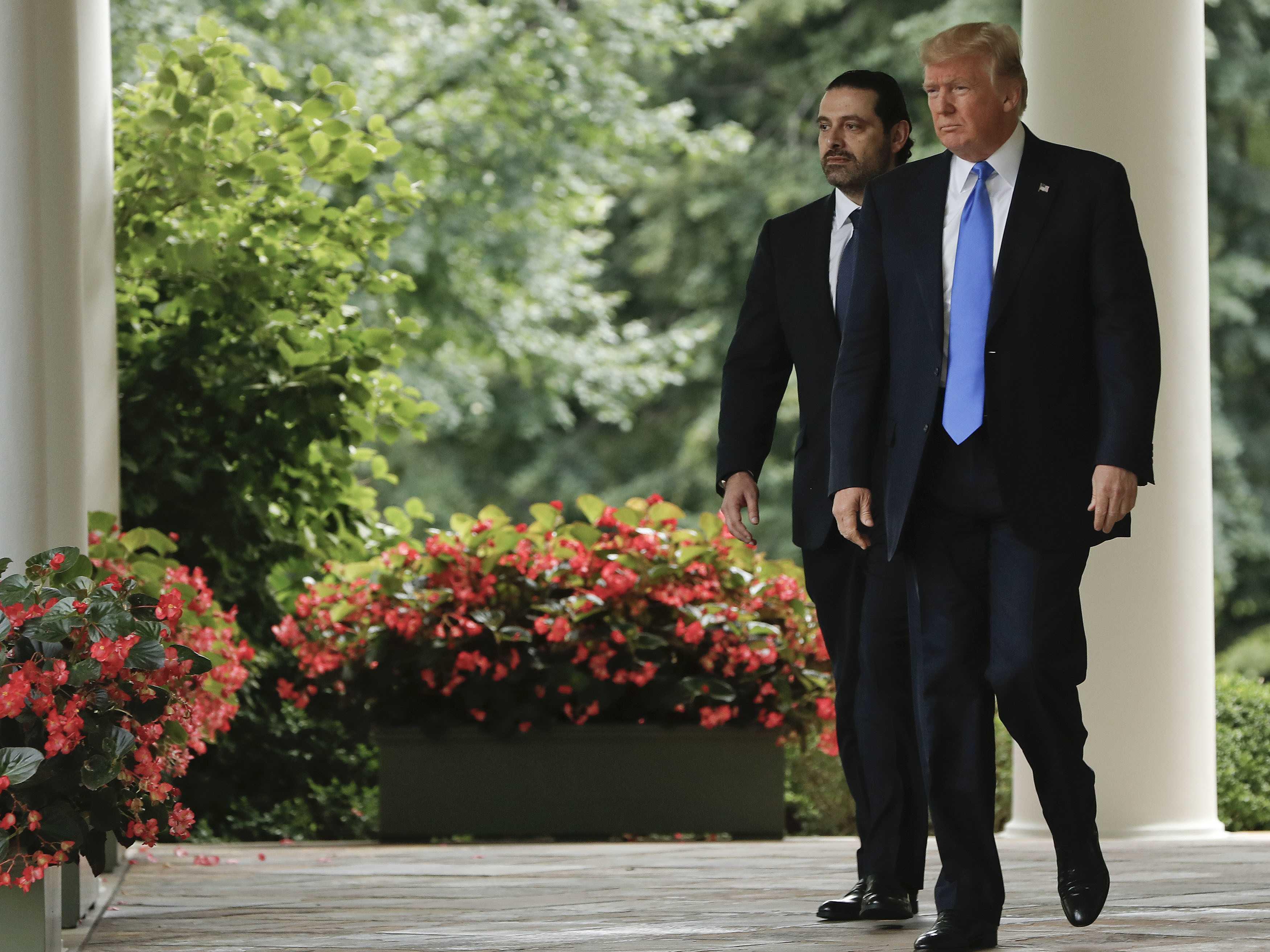 AP FACT CHECK: Trump Misfires on Mideast