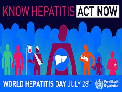 July 28 is World Hepatitis Day