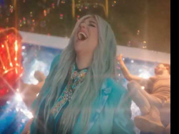 Watch: Kesha Released Video for New Single 'Learn to Let Go'