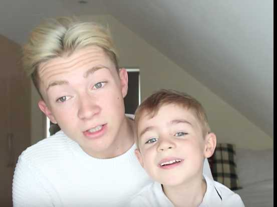 Watch: YouTuber Comes Out as Gay to 5-Year-Old Brother in Viral Video