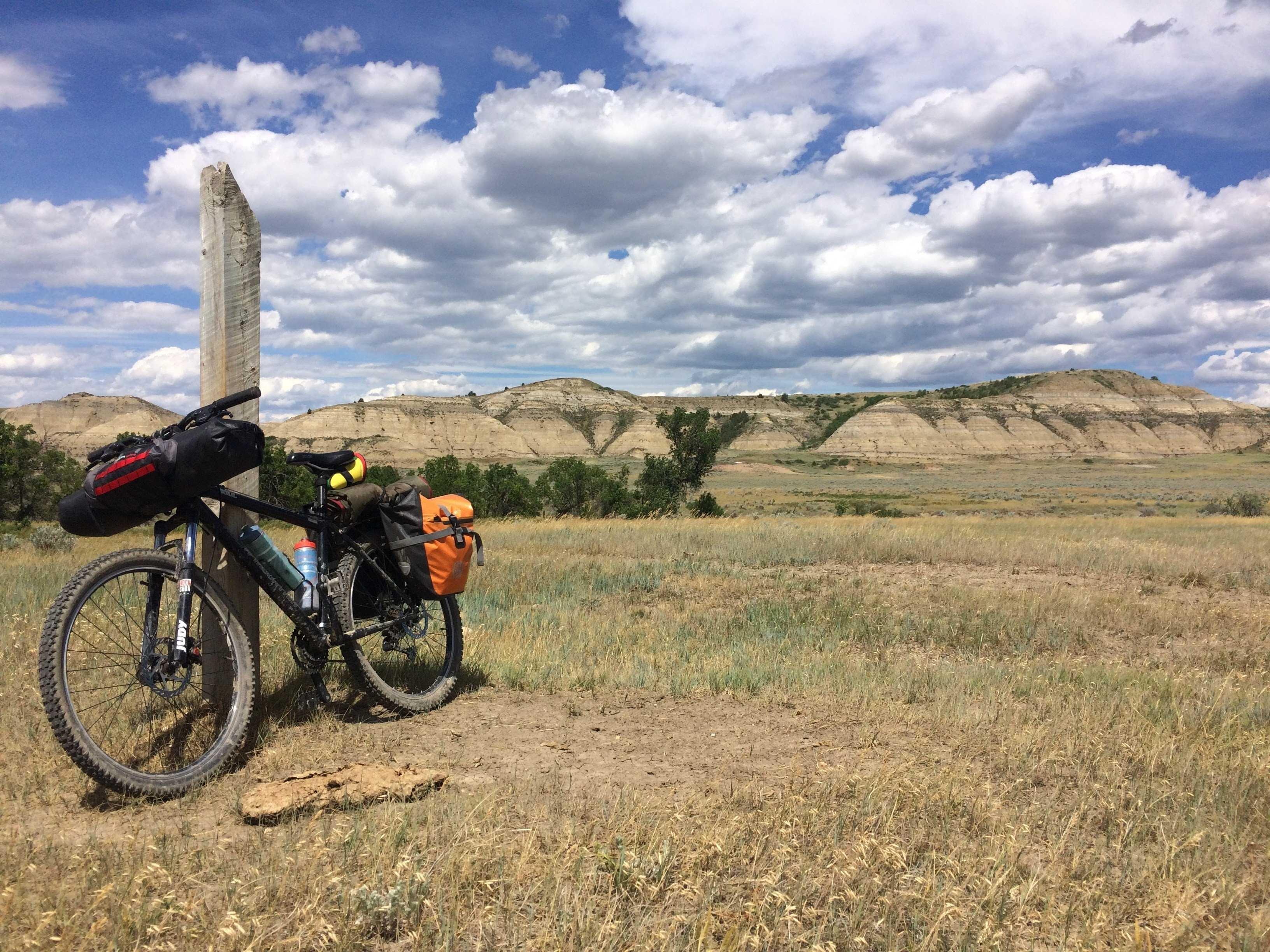 Legendary Biking on North Dakota's Maah Daah Hey Trail