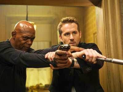 Review :: The Hitman's Bodyguard