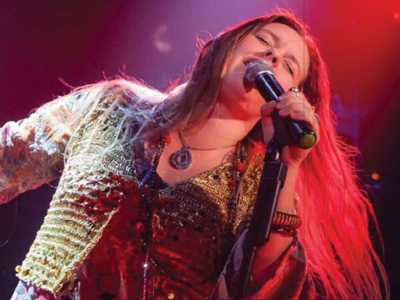 A Night with Janis Joplin :: Kelly McIntyre is Bringin' It On