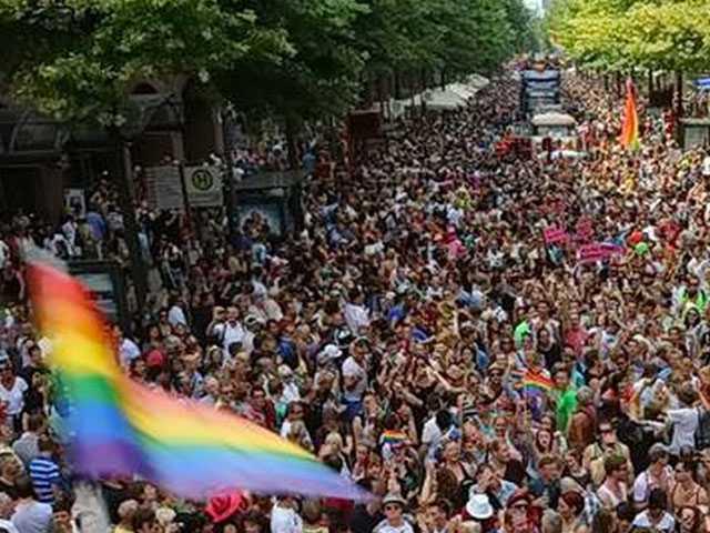 Hamburg's Christopher Street Day Illuminates Rainbow Pride