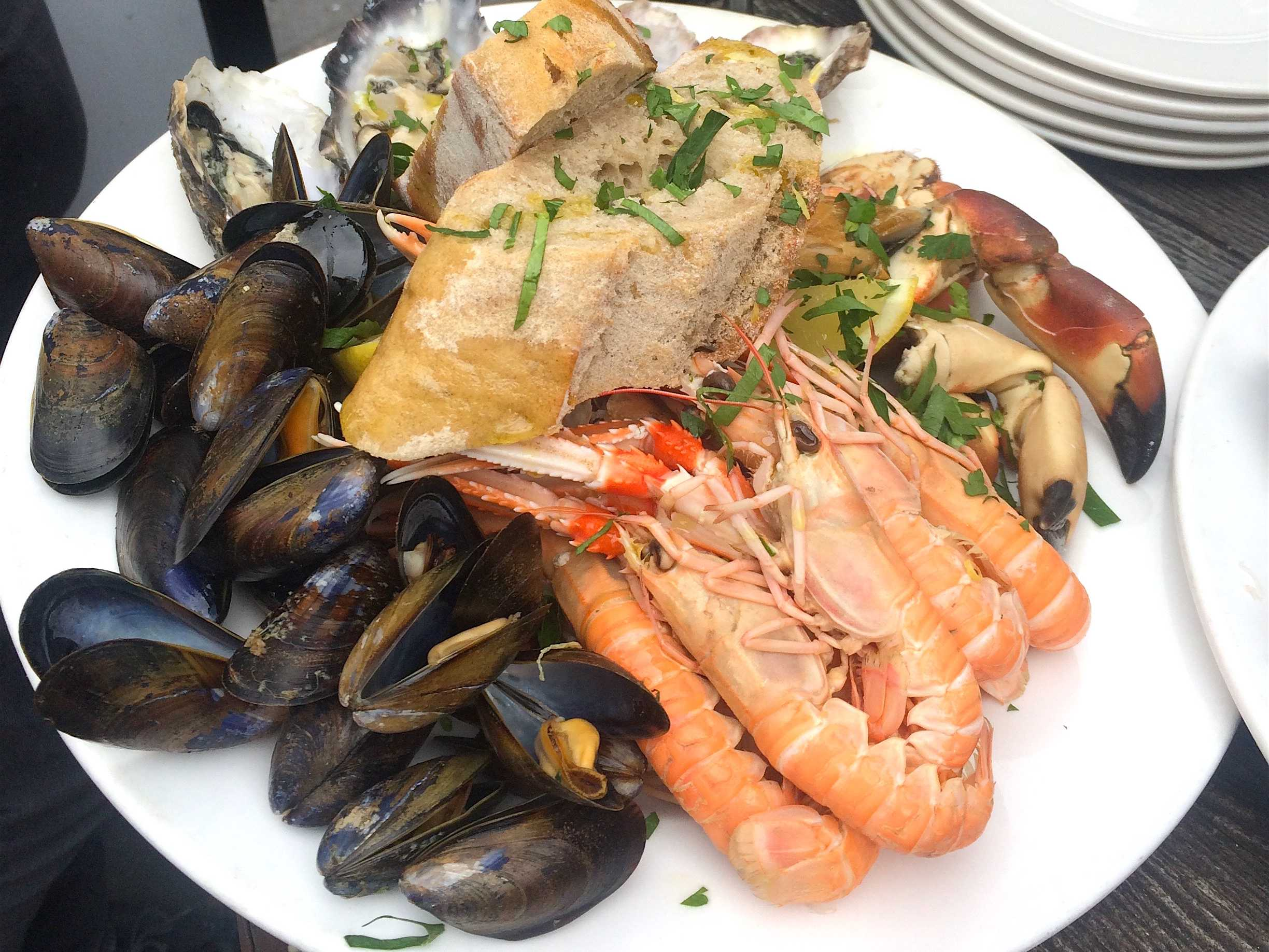 Diving Deep Into Northern Ireland's Seafood