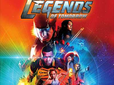 DC's Legends of Tomorrow - The Complete Second Season
