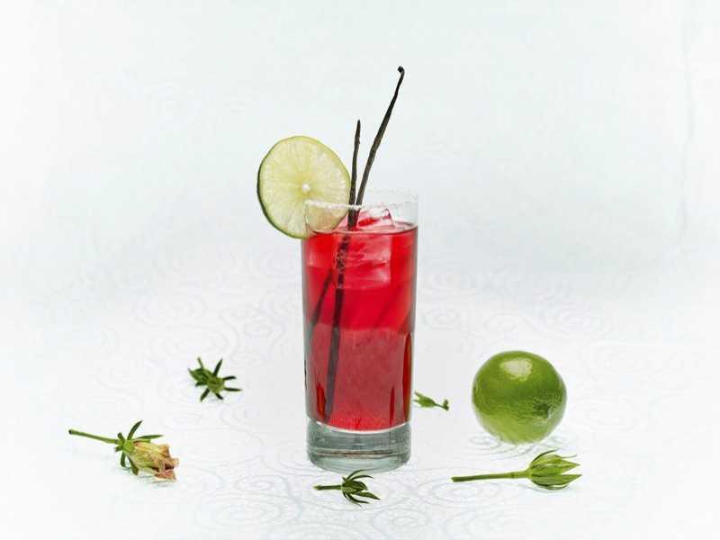 Hibiscus Margaritas Blend 2 Mexican Flavors