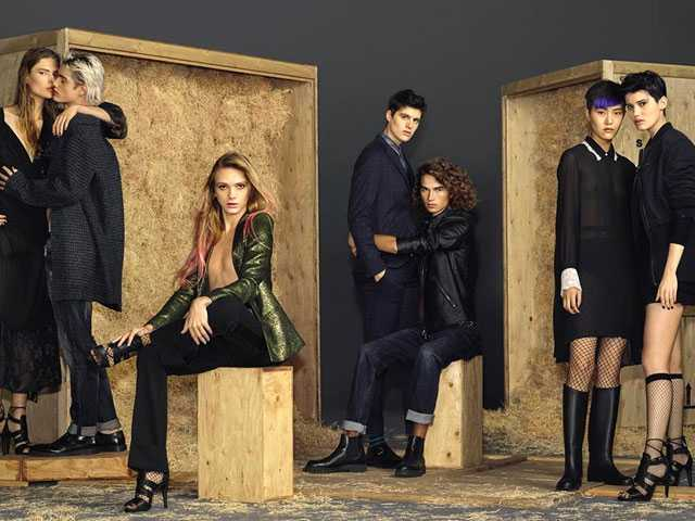 First Look: Sisley's Gender Fluid FW 2017 Campaign