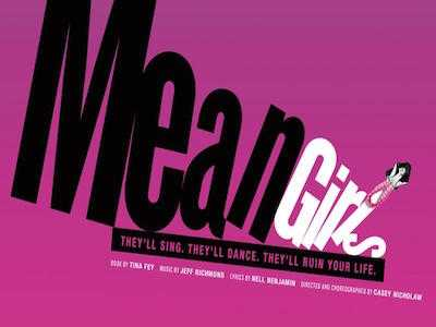 Casting Announced for World Premiere of Broadway-Bound Musical 'Mean Girls'