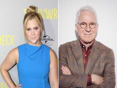 Amy Schumer to Make Broadway Debut in Steve Martin's New Play
