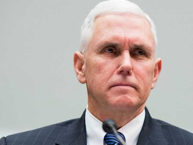 Pence Carves His Own Political ID, on Behalf of Trump
