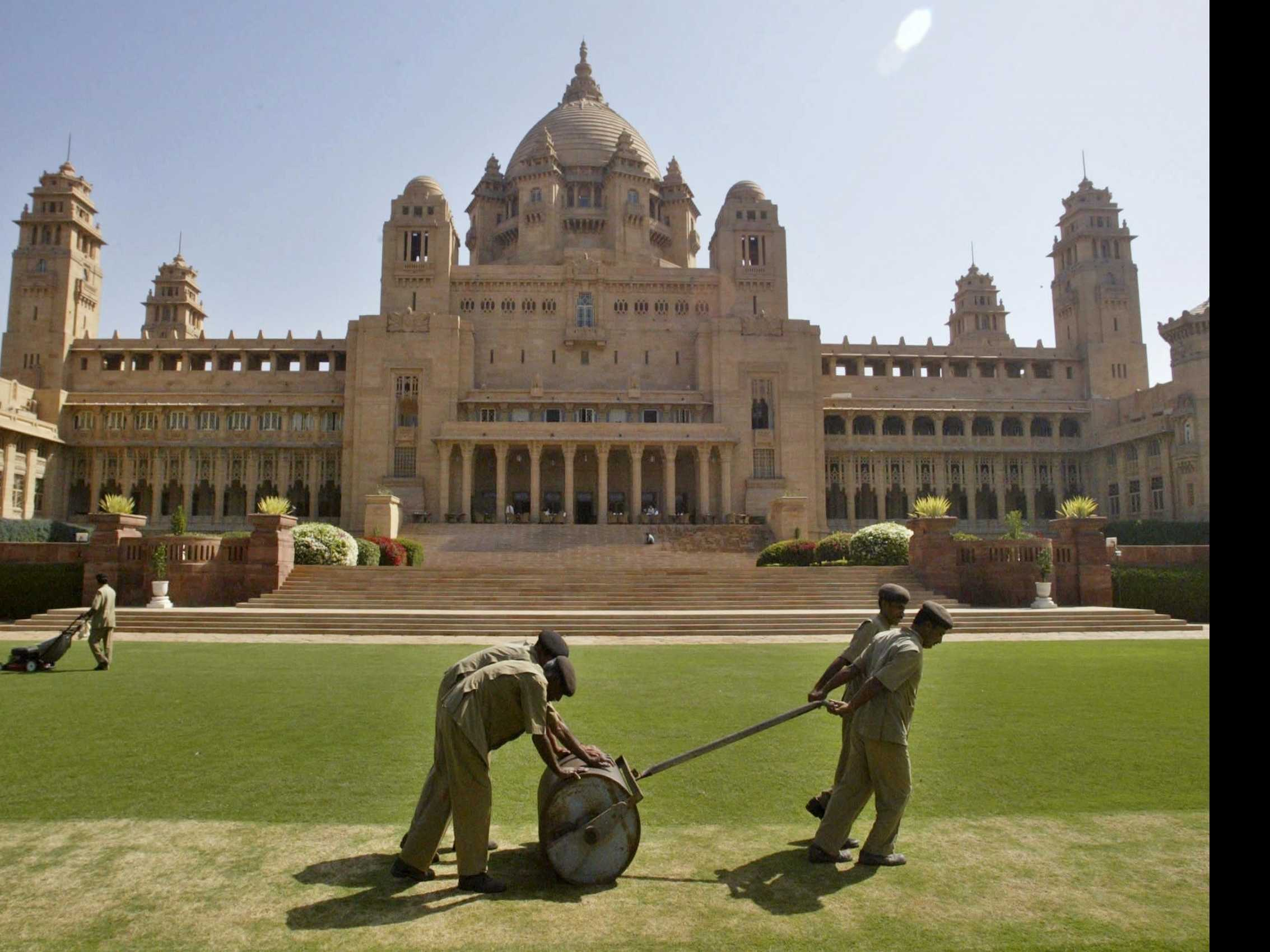7 Decades Into Indian Democracy, A Royal Palace Thrives