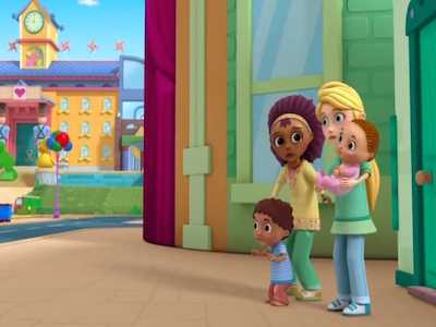 Disney Introduces Groundbreaking Interracial Lesbian Couple