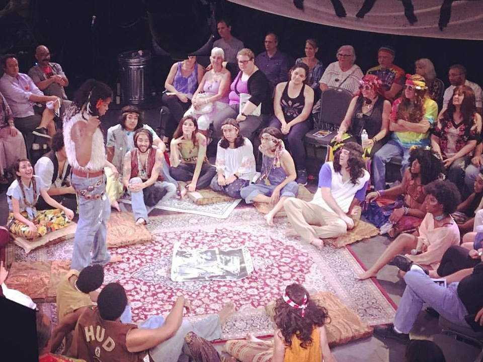 Review :: Hair: The American Tribal Love-Rock Musical