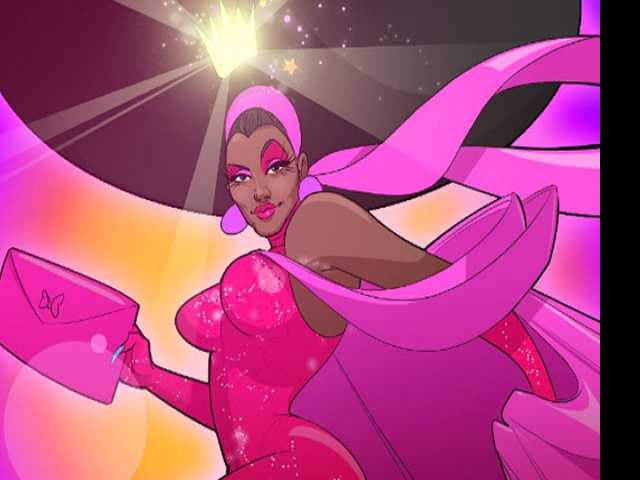 RuPaul's Drag Race Winner Becomes Comic Book Hero