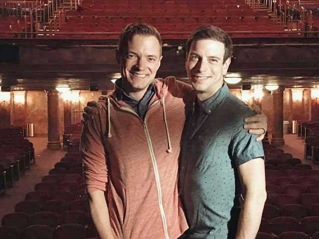 Ptown's Adam & Ben Berry - Married, with Theater