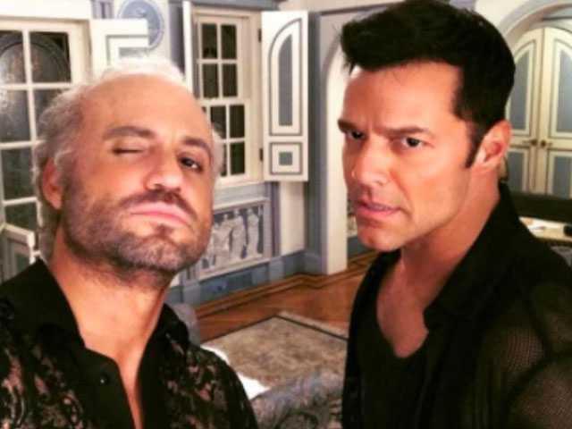 Ricky Martin Defends Versace Murder TV Drama as Respectful