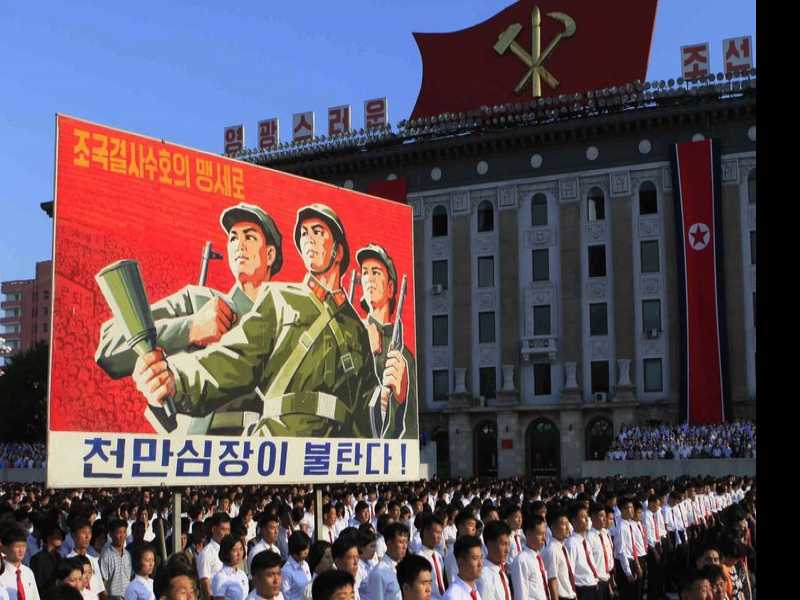 North Korea Details Plan to Fire Missile Salvo Toward Guam