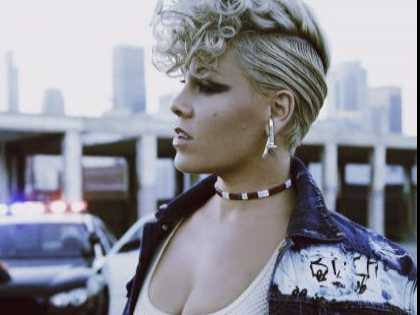 Listen: P!NK Releases Single 'What About Us' from Upcoming Album