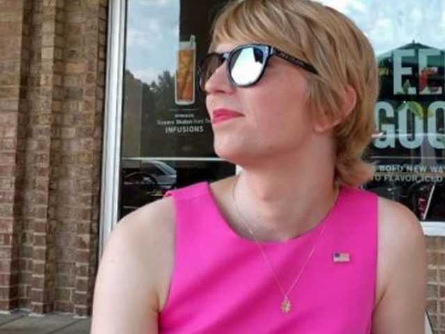 Chelsea Manning Shows Off Bathing Suit for Vogue Profile