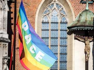 Major Catholic News Outlet Calls for Dialogue on LGBTQ Acceptance, Hardliner Balks