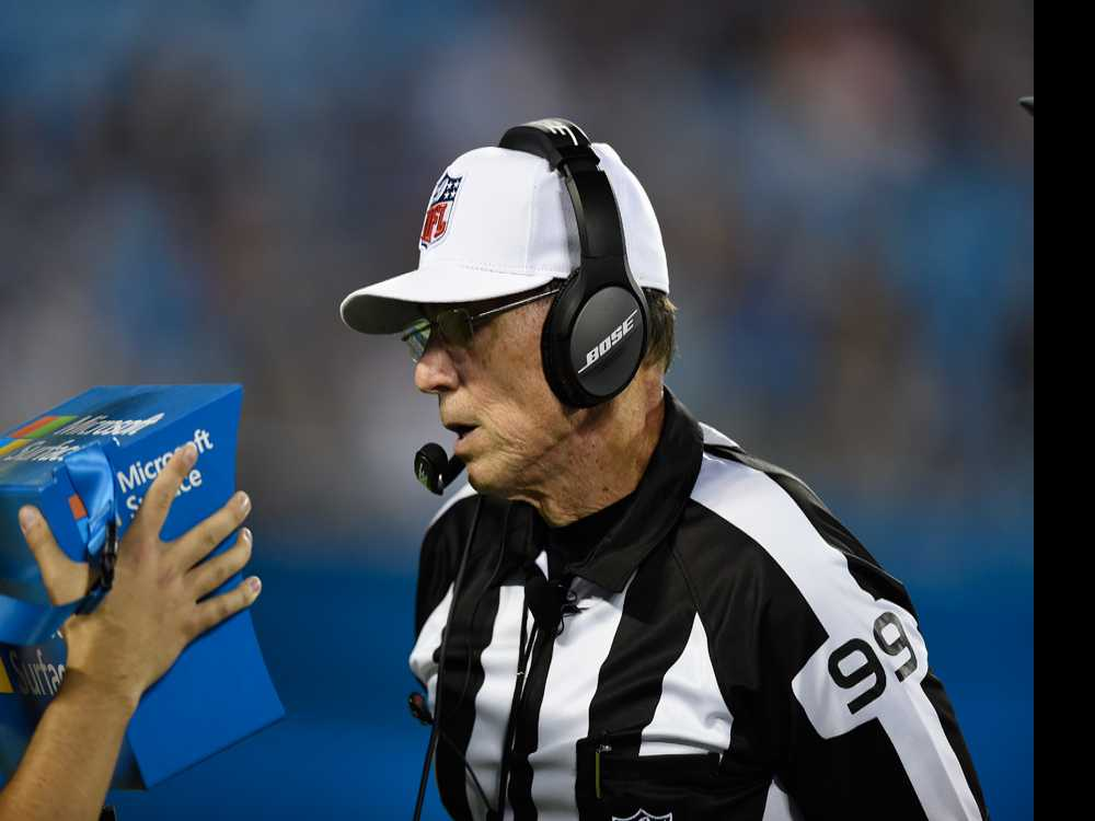 Surface Tablets for Officiating Reviews Takes Hold in NFL