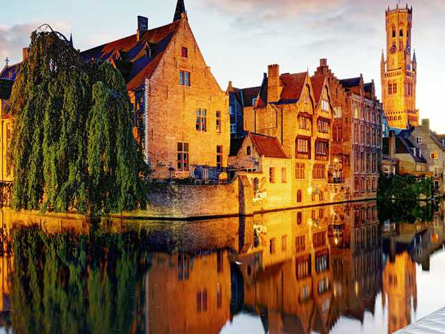 Beautiful Bruges: Discovering Belgium's Old-World Past