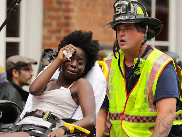 Officer on Fatal Charlottesville Crash: 'Hahahaha Love This'