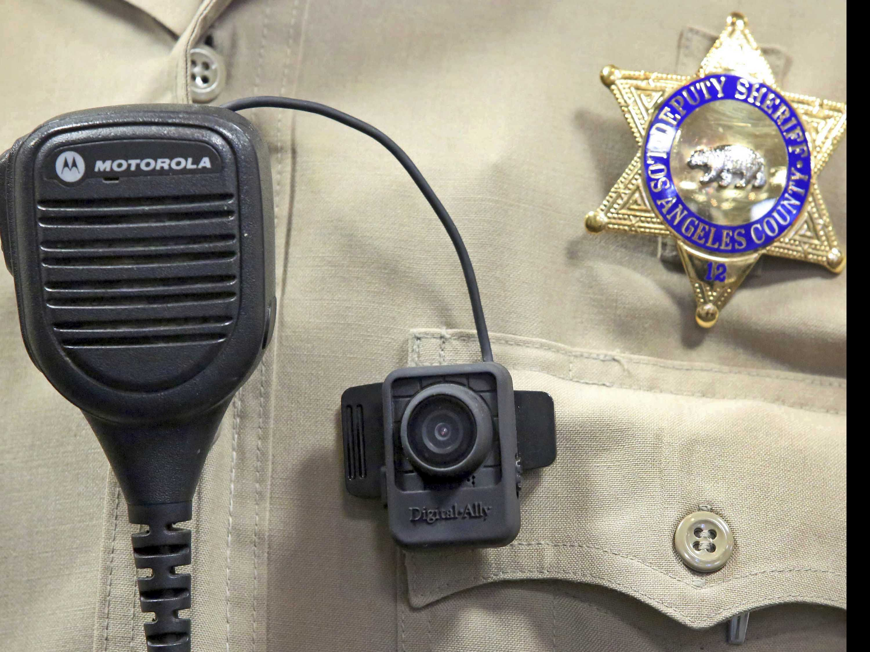 LA Deputies' Private Body Cams Raise Transparency Questions