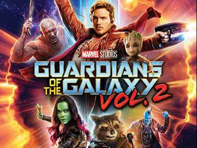 Review :: Guardians of the Galaxy - Vol. 2