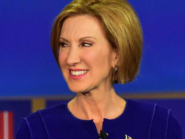 Carly Fiorina to Headline Log Cabin Republican's Annual Shindig