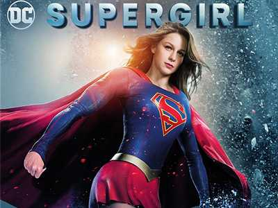 Review :: Supergirl - The Complete Second Season