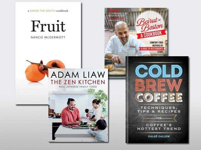 Get Cooking: Our 4 Favorite Cookbooks of the Season