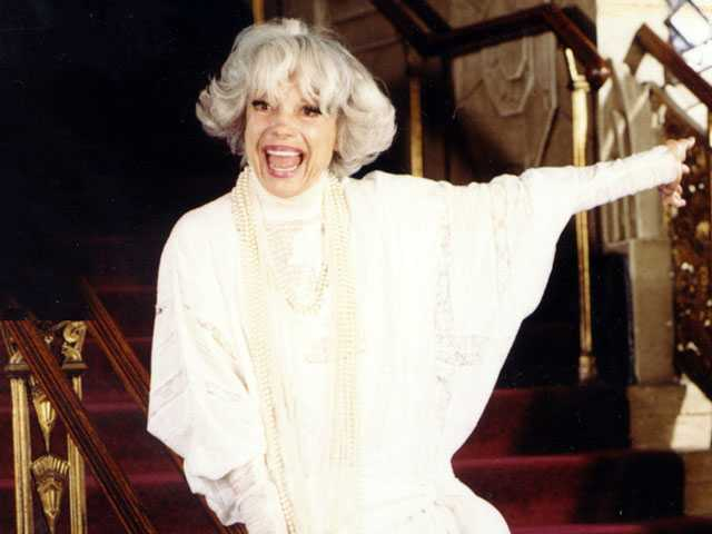Carol Channing: No Regrets at 96