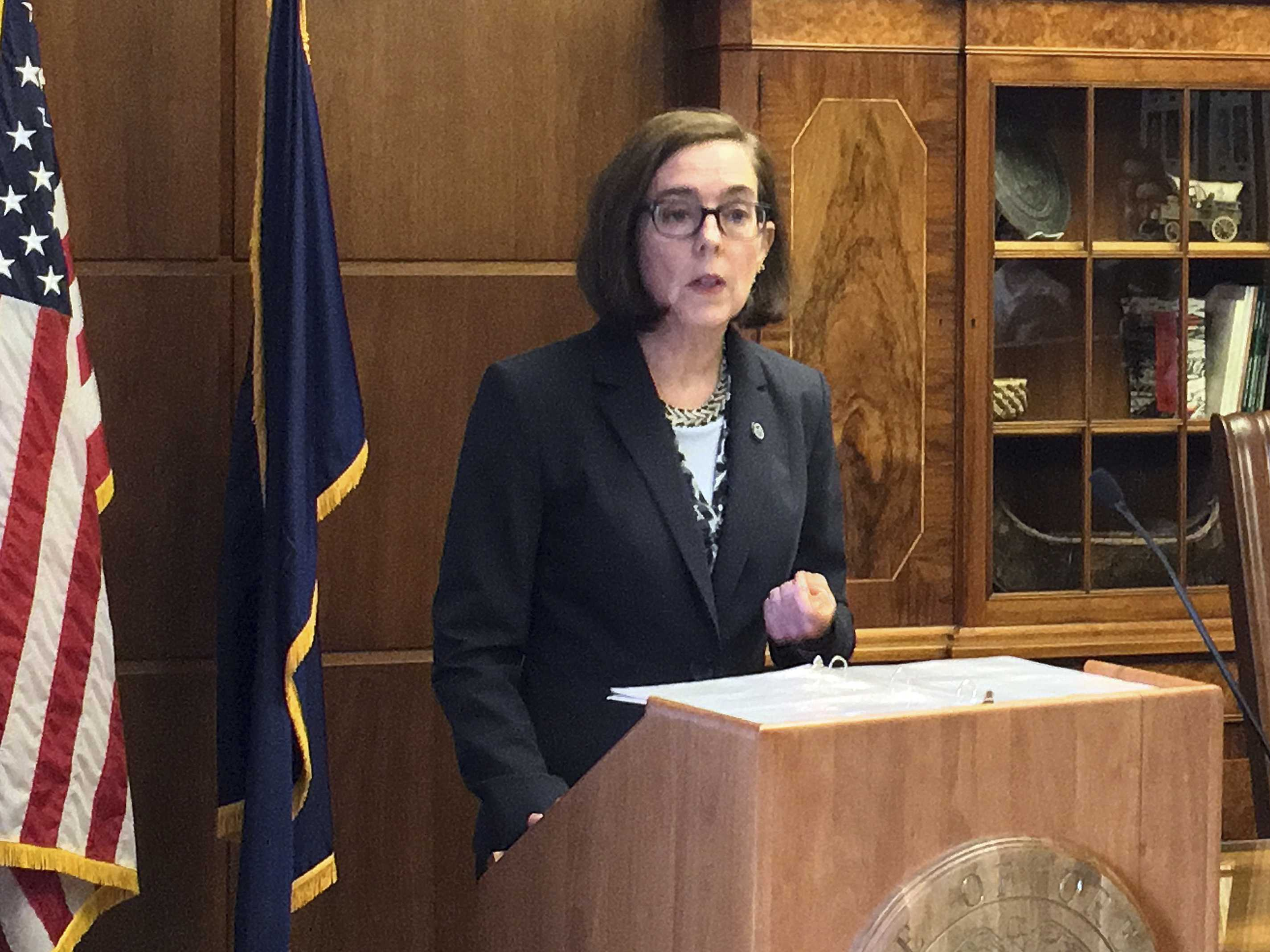 Oregon Governor Expands Abortion, Reproductive Coverage