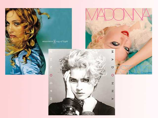Music Site Pitchfork Celebrates Madonna's Birthday by Reviewing Albums