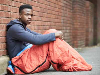 LGBT Homeless Teens Fight for Survival
