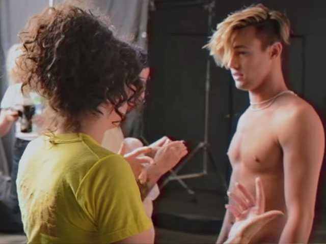 Watch: Charli XCX Takes You Behind the Scenes of Her 'Boys' Vid