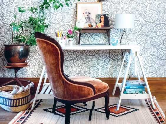 Transforming Your Home Office Into a Creative 'Sweet Spot'