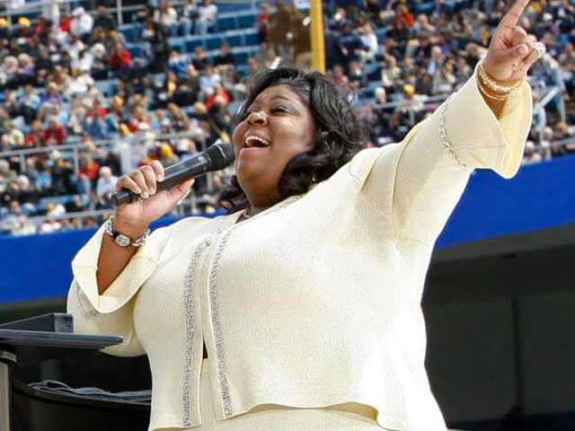 Watch: Gospel Singer Kim Burrell Opens Up About Backlash for Anti-Gay Sermon